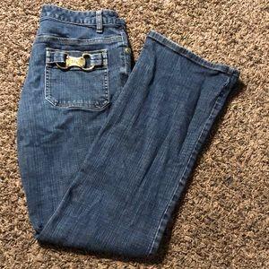 Michael Kors size 6 jeans denim blue BOGO